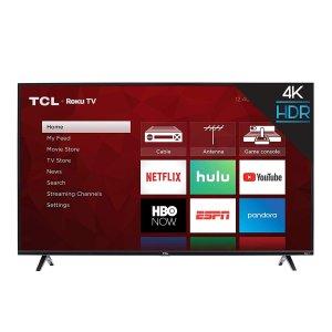 299.19TCL 55S425 55 inch 4K Smart LED Roku TV