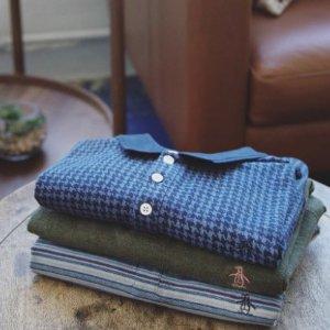 Extra 40% OFF+20% OFFOriginal Penguin Men's Clothing Sale
