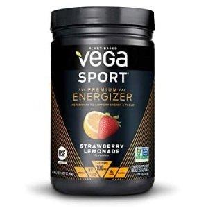 Vega 预锻炼粉好价收 草莓柠檬味 非转基因