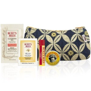 $ 7.50Burt's Bees 旅行装4件套,护手、润唇、洁面、晚霜都有