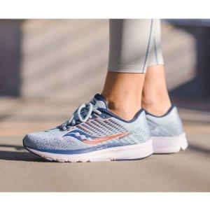 SauconyRide 13 女子运动鞋