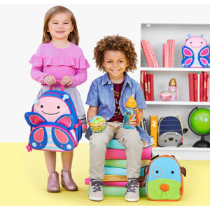 Up to 30$ Off + Free ShippingSkip Hop Back-To-School Stock Up Sale
