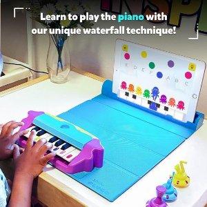 $46.73(原价$69.99)史低价:Plugo Tunes by PlayShifu 儿童钢琴学习套件