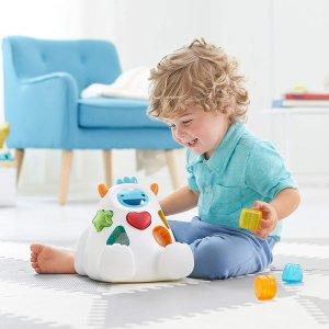 $28 (原价$38.99)Skip Hop 雪人造型3阶段成长型学习玩具