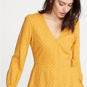 Up to 50% off+extra 30% off Everthing @ Old Navy