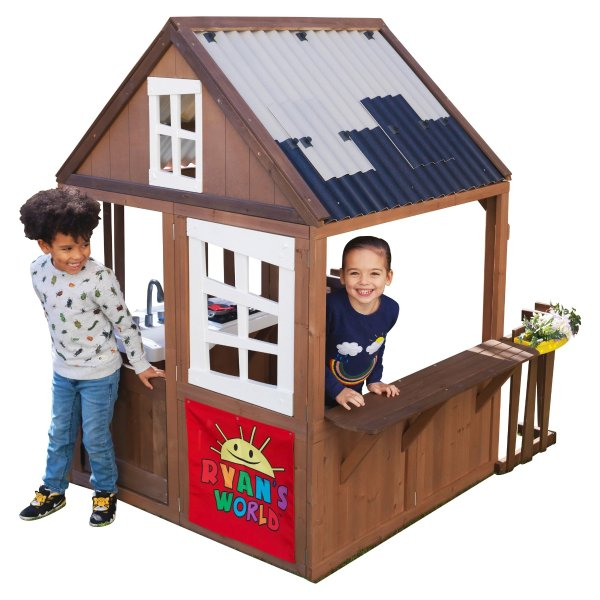 户外儿童游戏房
