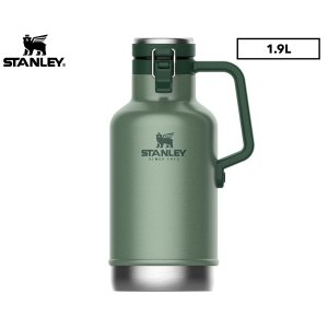 Stanley1.9L Easy-Pour Growler - Hammertone Green