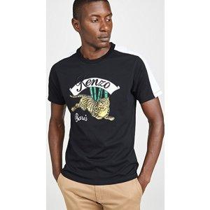 KenzoBamboo Tiger Tee Shirt