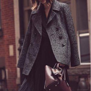 短款$99,长款$129收 低至5折起限今天:史低价!DKNY,London Fog 等秋冬羽绒服,羊毛大衣特卖