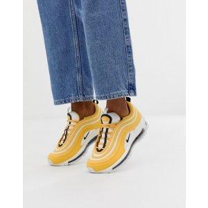 Nike最高立减$70Yellow Air Max 97 运动鞋
