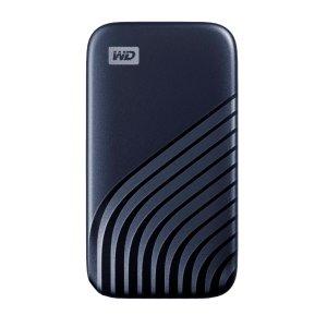 WD My Passport 1TB USB Type-C 1050MB/s 移动固态硬盘