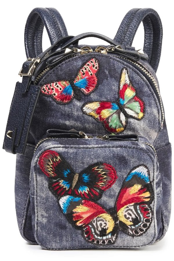 Camu Butterfly 蝴蝶双肩包
