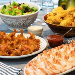 $15起 海鲜大餐吃不腻Red Lobster 每天不同海鲜套餐特价优惠