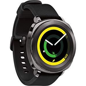 $167 (原价$299.98)Samsung Gear Sport 运动智能手表