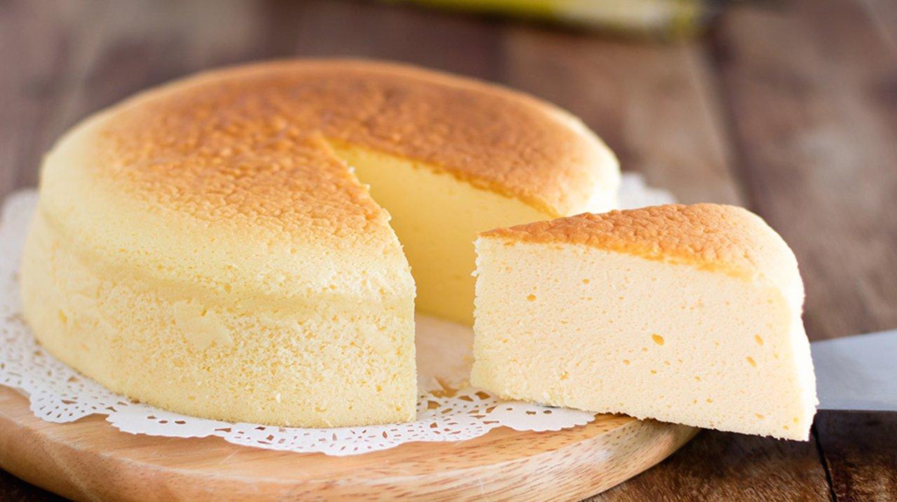 乳酪蛋糕中的小清新:轻乳酪蛋糕
