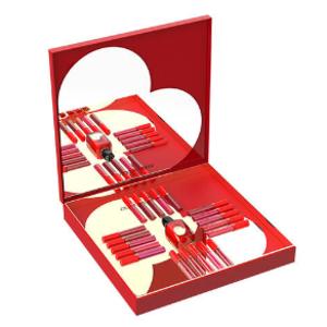 5折 变相单支唇釉仅$23逆天价:Armani 红管唇釉礼盒 含20支唇釉 + Si香氛