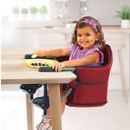 New ArrivalCaddy Portable Hook-on Chair @ Chicco