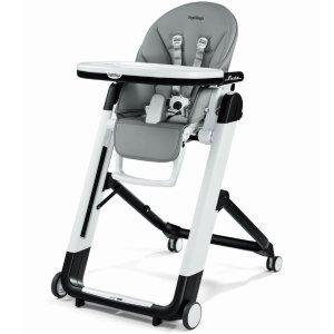 $239.99+多数州无税+免邮Peg Perego 帕利高 Siesta 婴儿高脚四轮移动餐椅特价 4色可选