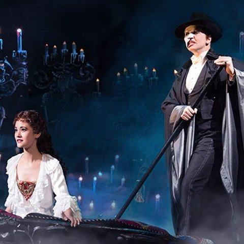 $33起 + 最高立减$25史低价:纽约百老汇音乐剧《歌剧魅影》门票 30年火热不息的经典
