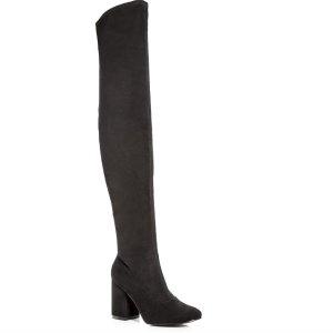 cc553da79be  80.15 Marc Fisher LTD. Women s Praye Stretch High Heel Over-the-Knee Boots