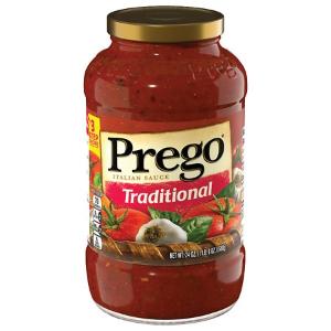 buy one get one freePrego Italian Sauce 24oz