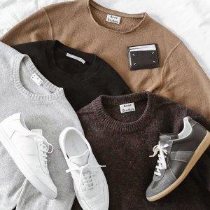 低至4折 + 额外8折 时髦暖冬TESSABIT 毛衣卫衣专场 男女款通通有