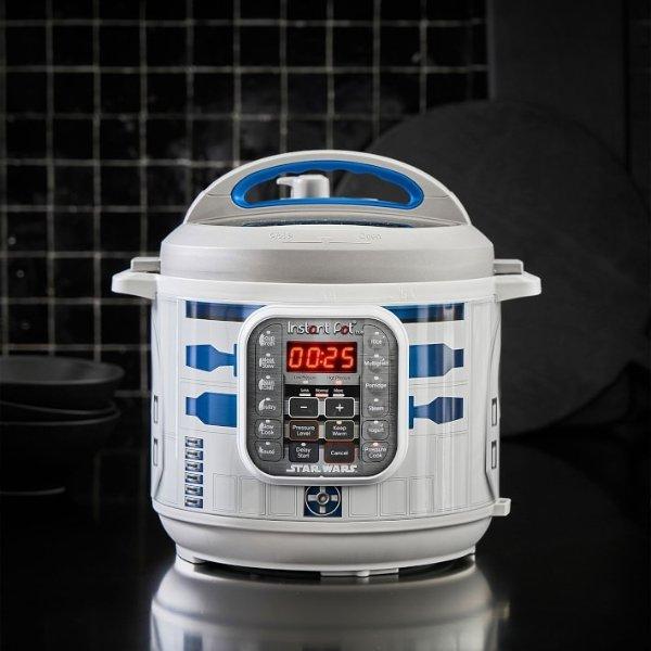 6夸脱电压力锅 R2-D2款