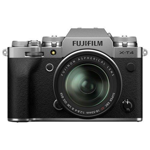 Fujifilm X-T4 +18-55mm