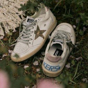 全场8.5折 £242收新款小脏鞋GGDB 小脏鞋全场大促 超多新配色齐参与