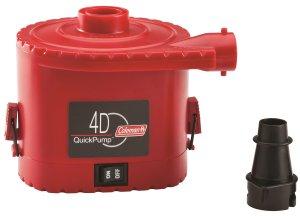 Coleman 4D Battery Quick Pump