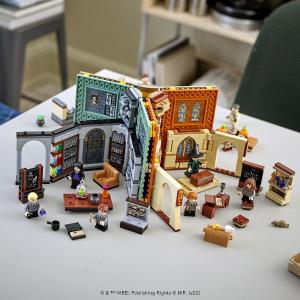 €29.99/套 共4套可选新品预告:LEGO 哈利波特霍格沃茨魔法教室2021年1月1日发售
