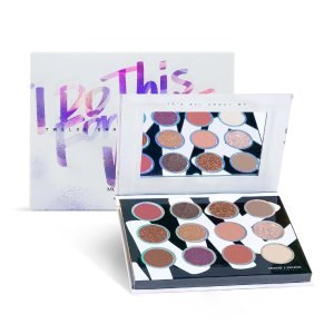 12 SHADES EYESHADOW PALETTE - #I do this for me