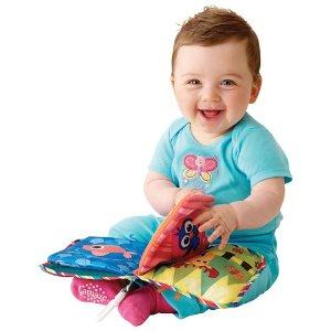 经典婴儿布书