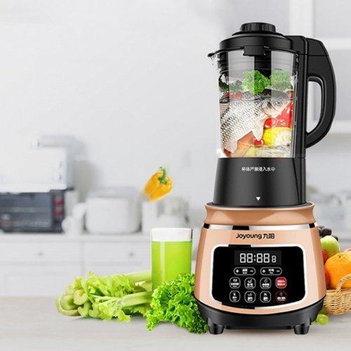 锁住营养 九阳多功能破壁料理机(众测)