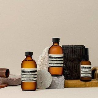 无油精华补货 仅¥304AESOP 护肤7.5折热卖,香芹籽精华¥358
