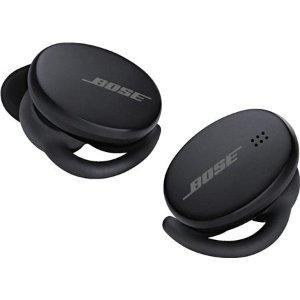 三色可选新品首降:Bose Sport Earbuds 运动真无线耳机