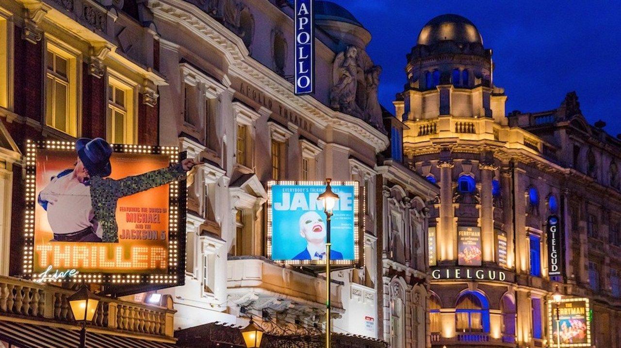 伦敦西区剧院观剧指南2021 | 10部屡获大奖的音乐剧上映时间、看点、购票优惠!
