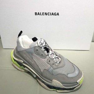 额外8.3折  收封面不同配色老爹鞋Balenciaga 潮流标杆加入折扣 收老爹鞋、腰包、毛衣等