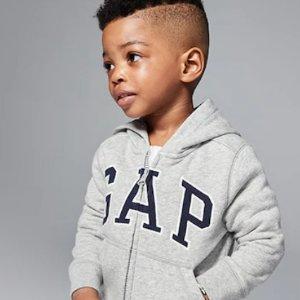 低至4折 + 清仓区额外5折Gap Factory 儿童服饰超值热卖, 小童长裤$4.99, Logo卫衣$11.99