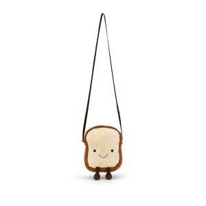 Jellycat小面包背包