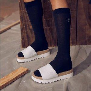 低至4折 凉鞋$29起Timberland 折扣区夏季美鞋热卖 防水拖鞋$19 渔夫鞋$59