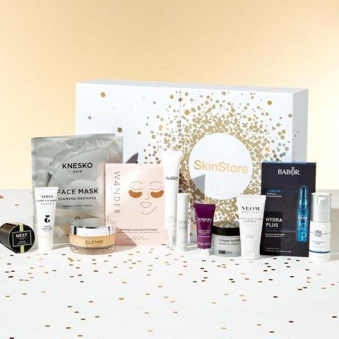 共12件!价值$675+SkinStore 2021假日礼盒 含EltaMD、Babor、VERSO等 罕见能邮