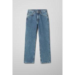Weekday直筒裤