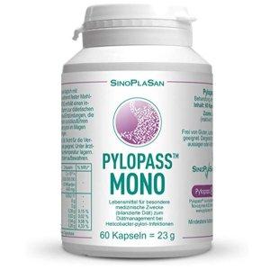 60粒折后€32Pylopass MONO 乳酸菌胶囊 200mg 调理肠胃 抗幽门杆菌