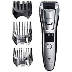 Panasonic Body and Beard Trimmer for Men ER-GB80-S