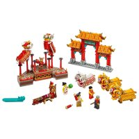 Lego 舞狮 80104