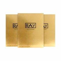 Ray 3盒装 蚕丝面膜 10片