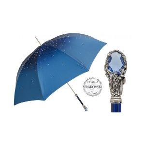 施华洛世奇水晶手柄伞