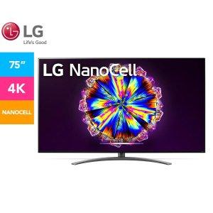 LGNano91 Series 75 inch 4K TV w/ AI ThinQ®