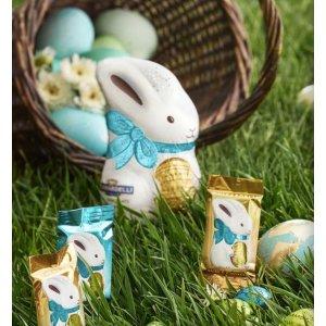满额即可带免费牛奶巧克力萌兔回家Ghirardelli 精选巧克力热卖